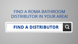 roma bathroom distributor